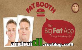 چهره چاق شما با FatBooth v2.1
